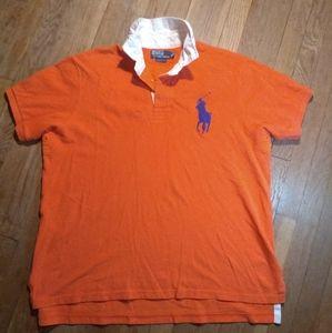 Polo Ralph Lauren collar shirt